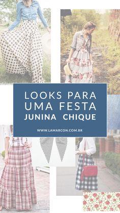 Festa Junina Chique #festajunina