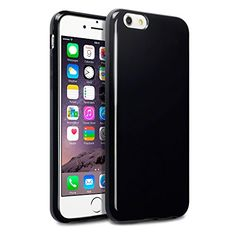 "iPhone 6 Case, Terrapin [SLIM FIT] [Black] Premium Protective TPU Gel Case for iPhone 6 (4.7"") - Solid Black Terrapin http://www.amazon.com/dp/B00MO30XNK/ref=cm_sw_r_pi_dp_MGsxvb0TN2F5Q"