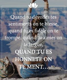 QuotesViral, Number One Source For daily Quotes. Leading Quotes Magazine & Database, Featuring best quotes from around the world. Daily Quotes, Best Quotes, Life Quotes, French Words, French Quotes, More Than Words, Some Words, French Proverbs, Motivational Quotes
