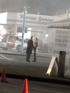 """Robert and Emilie - 6 * 11 """"Murder Most Foul"""" - Behind the scenes - 2 November 2016"""