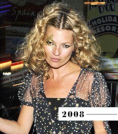 Kate Moss 30th birthday, 2003