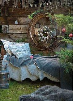 Romantic Living Spaces| Serafini Amelia|  Romance