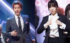 9 Confirmed K-Pop Celebrity Couples