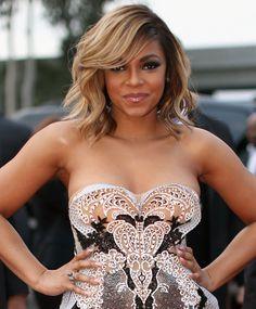 ashanti blonde hair | Grammy Awards 2014: Who rocked it better?