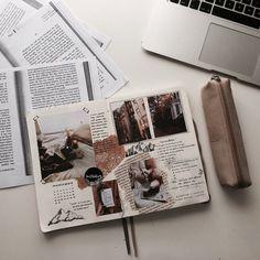 Bullet journal inspiration art / journaling bullet journal i Bullet Journal Aesthetic, Bullet Journal Inspo, Journal Diary, Bullet Journal Ideas Pages, Journal Layout, Bullet Journals, Travel Journal Pages, Travel Journals, Journal Notebook