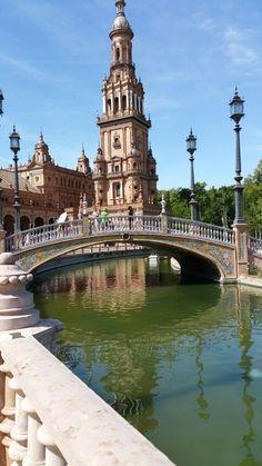 Plaza de Espana Sevilla Spain