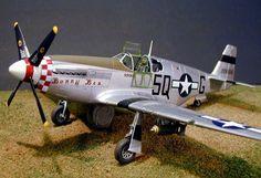 P-51B Mustang by Robert Ferrero (Tamiya 1/48)
