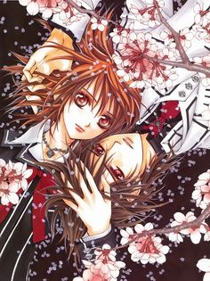 Tags: Anime, Vampire Knight, Kuran Kaname, Matsuri Hino, Yuki Cross