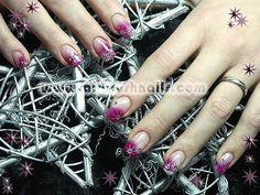 Nailart Airbrush Nails XMas Winter Inspirationen (anno 2003/2004)