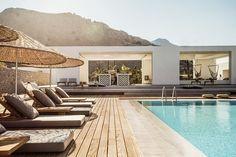 Casa Cook Rhodes - Sen lisäksi, että kaikista Casa Cookin huoneista on suora pääsy altaaseen, hotellissa on myös mukava yhteinen allasalue
