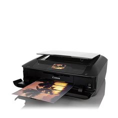 Canon PIXMA MG7520 Wireless Photo Printer, Copier and Scanner with Software, Ta at HSN.com