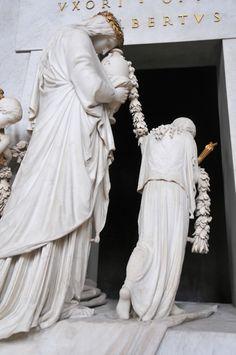 Cenotaph for Marie Christine of Austria - Antonio Canova, 1805