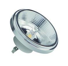 Żarówka LED G53 12W Zimna /AR-111/ REF LED G53-CW 22612 Kanlux
