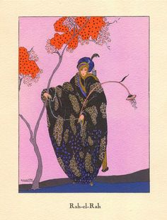 whisters: Beautiful Illustration by M. Cito, circa 1920′s or...