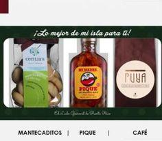 ORGANIZACION DE COMUNICADORES Y PERIODISTAS INDEPENDIENTES DE PUERTO RICO (O.C.P.I) INFORMA: Opciones de regalo con productos locales