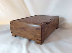 A manly box made with Ipe. An interesting choice of wood