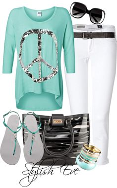 """Untitled #1866"" by stylisheve ❤ liked on Polyvore"