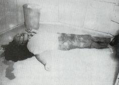 Sam Giancana Murder   Sam Giancana, Chefe da Máfia de Chicago de 1957 - 1966