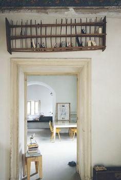 Interiors | Eclectic Style Italian Apartment - Dust Jacket