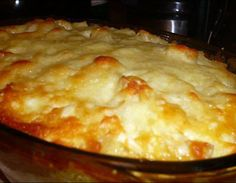 recipes cooking: MAMA'S CREAMY BAKED MACARONI AND CHEESE