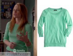 Switched at Birth: Season 4 Episode 11 Daphne's Green Sweater