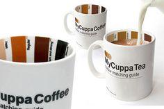 MyCuppa Coffee Mug - these are kinda cool.