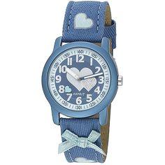Esprit Girls Kids Watch Petite Romance Blue ES000CD4041