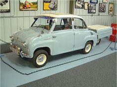 1960 Goggomobil T-300