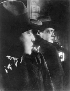 M: German thriller film, released in 1931, that was noted for its use of groundbreaking lighting techniques and offscreen sound to maximize a sense of horror. M was German director Fritz Lang 's first sound film, and it featured Peter Lorre in his first major screen role.