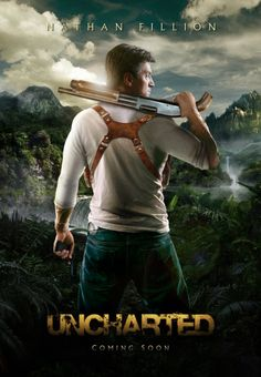 Nathan Fillon is awesome but he would not make a good nathan drake. I think he's too old to play nathan drake Nathan Fillion, Drake Uncharted, Uncharted Series, Movie 20, Lee Movie, Video Game Movies, Nathan Drake, Firefly Serenity, Film Base