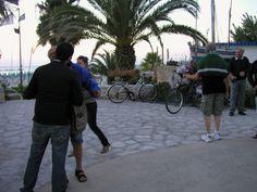 Tutte (ma proprio tutte) le immagini del primo flash mob uttiano