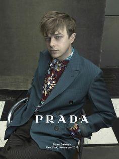 PRADA 2014年春夏メンズ広告でAnnie Leibovitzと初タッグ | Fashionsnap.com
