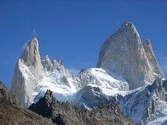 Fitz Roy, Cerro Torre, Berge