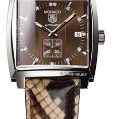 TAG Heuer - Monaco Watch