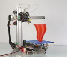 Portable 3D printer!