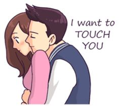 Come here baby. When 2 hearts connected. Yours and mine. Love Cartoon Couple, Cute Couple Comics, Cute Couple Art, Cute Love Cartoons, Anime Love Couple, Cute Couples, Cute Love Pictures, Cute Love Gif, Cute Couple Drawings