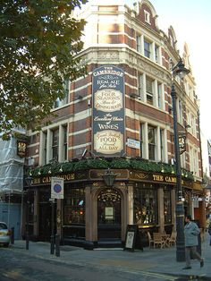 The Cambridge Pub Charing Cross Road ,London