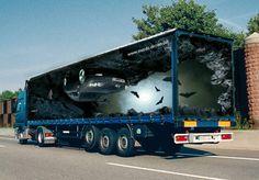 Mazda Truck Advertisement
