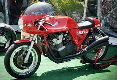 MV Agusta MAGNI Superlight. Beautiful bike