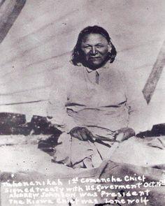 Tabananica (aka Sound Of The Sun, aka Hears The Sun Rise) - Yamparika Comanche - no date