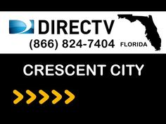 Crescent-City FL DIRECTV Satellite TV Florida packages deals and offers