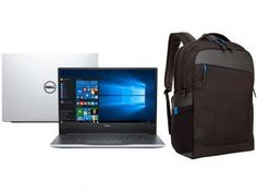 Notebook Dell Inspiron i14-7460-A30S Intel Core i7 - 7ª Geração 16GB 1TB LED 14 Full HD + Mochila