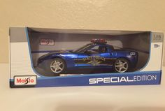 New in the box 1/18th scale diecast from Maisto. Great for any collection. | eBay!