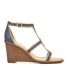 Dr. Scholl's Orig Collection Women's Jacobs Wedge Sandal