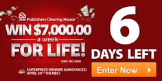 Keep Up With Publishers Clearing House On Social Media! | PCH Blog