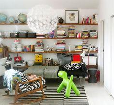 Maya-shelves