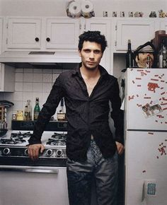 Jeremy Sisto - my last name would only change one letter!