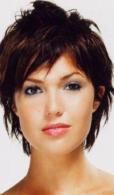 short hair styles for women