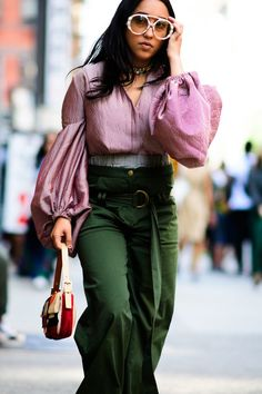 Step Out of Your T-Shirt Rut With Statement Sleeves