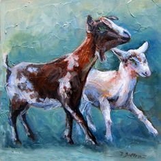 Two Goats,